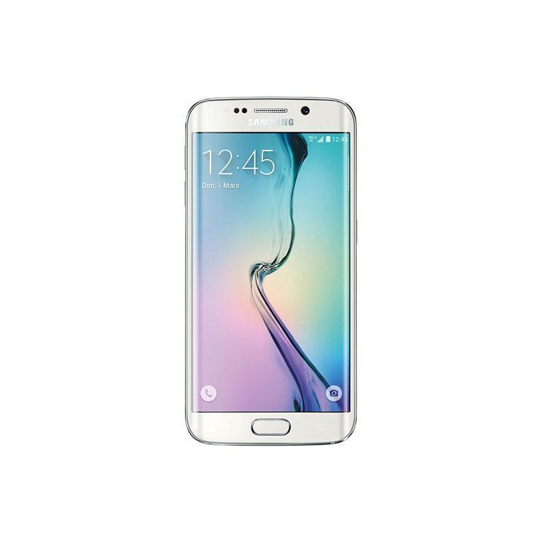 Samsung Galaxy S6 Edge 32 Go - blanco - libre