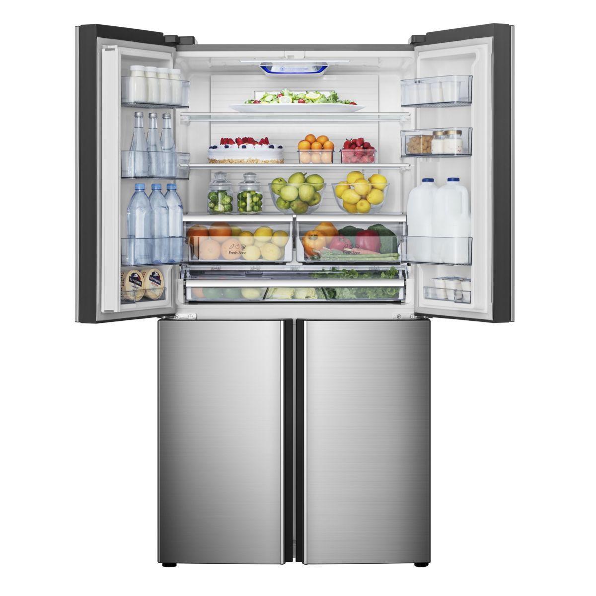 réfrigérateur américain hisense ex rq689n4at1 reconditionné | back