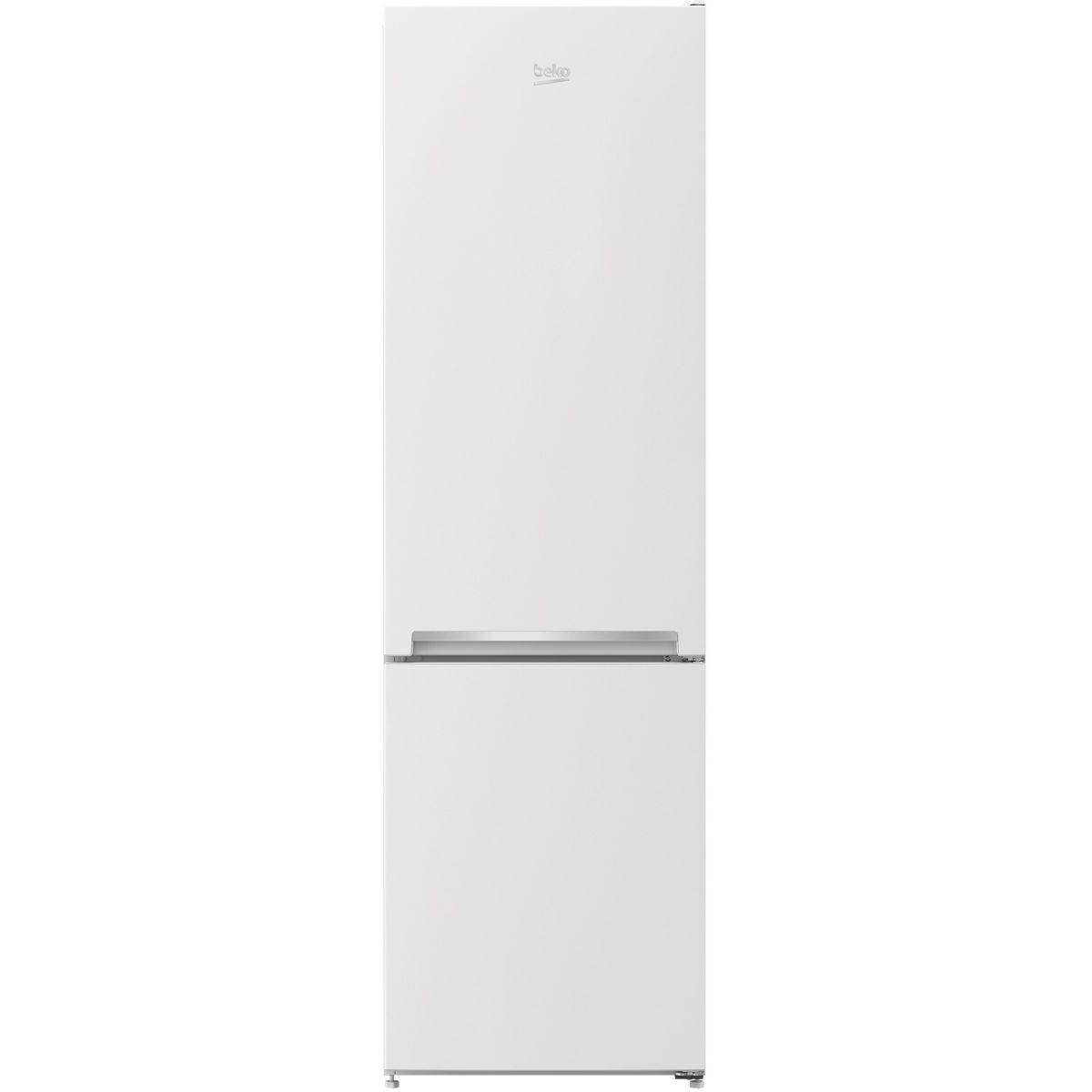 réfrigérateur congélateur en bas beko rcna305k20w reconditionné