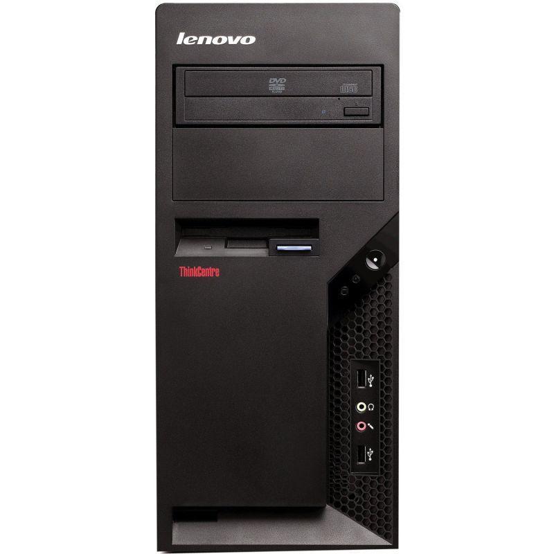Lenovo hinkcentre M58  Pentium Dual Core E5200 2,5 GHz  - HDD 160 Go - RAM 2 Go