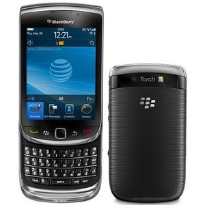 Blackberry 9800 - Noir- Débloqué