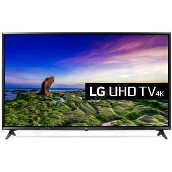 TV LCD 4K Ultra HD 108 cm LG 43UJ630V
