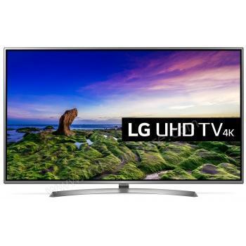 SMART TV LED 4K Ultra HD 189 cm LG 75UJ675V