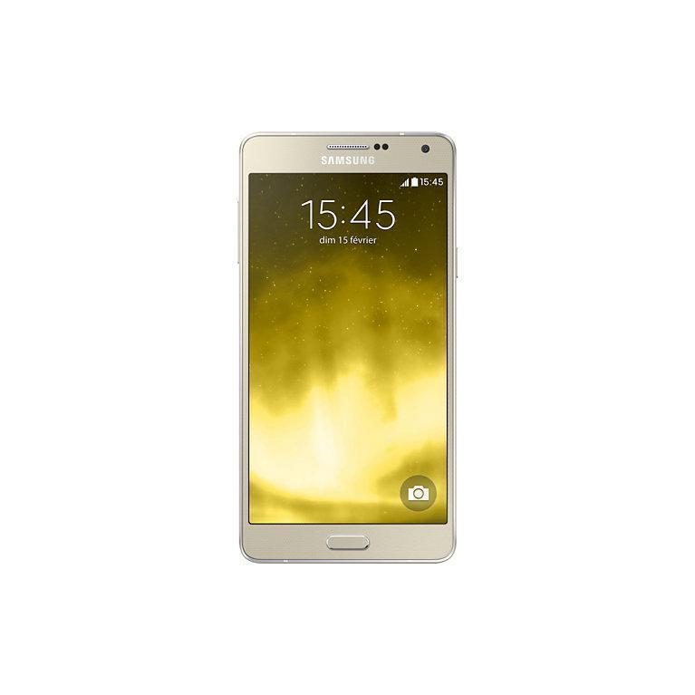 Galaxy A7 16GB - Gold - Ohne Vertrag