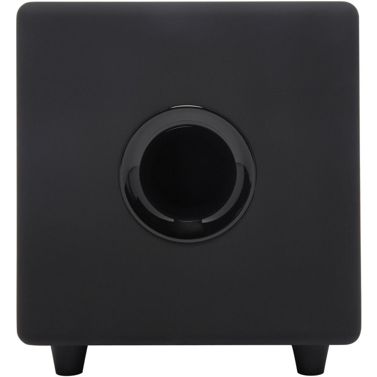 Altavoces Bluetooth Focal CUB 3 Jet Black - Negro