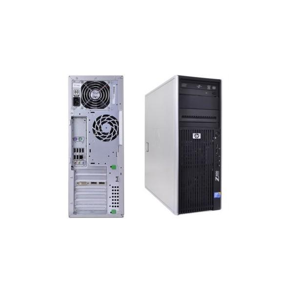 HP WORKSTATION Z400  Xeon W3520 2,67 Ghz  Hdd 250 Go Ram 8 Go
