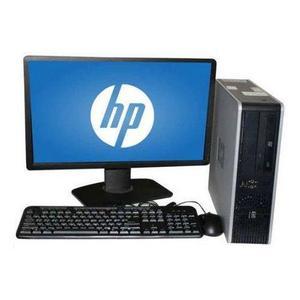 "Hp Compaq DC7900 SFF 22"" Pentium 2,6 GHz - HDD 500 Go - 4 Go"