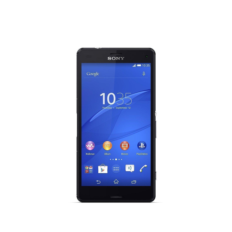 Sony Xperia Z3 Compact 16 Go - Noir - Débloqué
