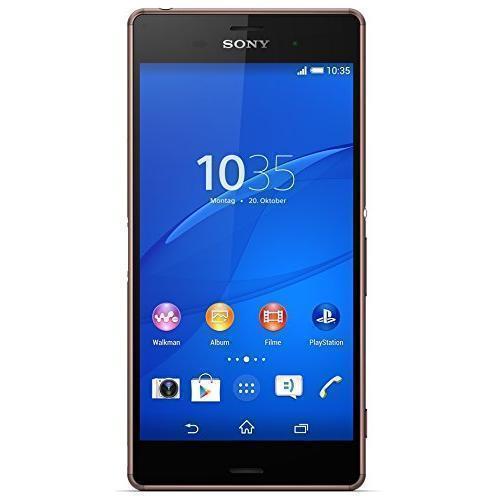 Sony Xperia Z3 16 Go - Cuivre - Débloqué