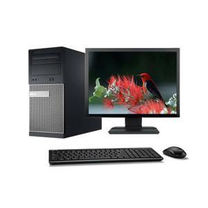 """Dell Optiplex 3010 MT 22"""" Intel Pentium G 2.9 GHz - HDD 500 GB - 4 GB"""