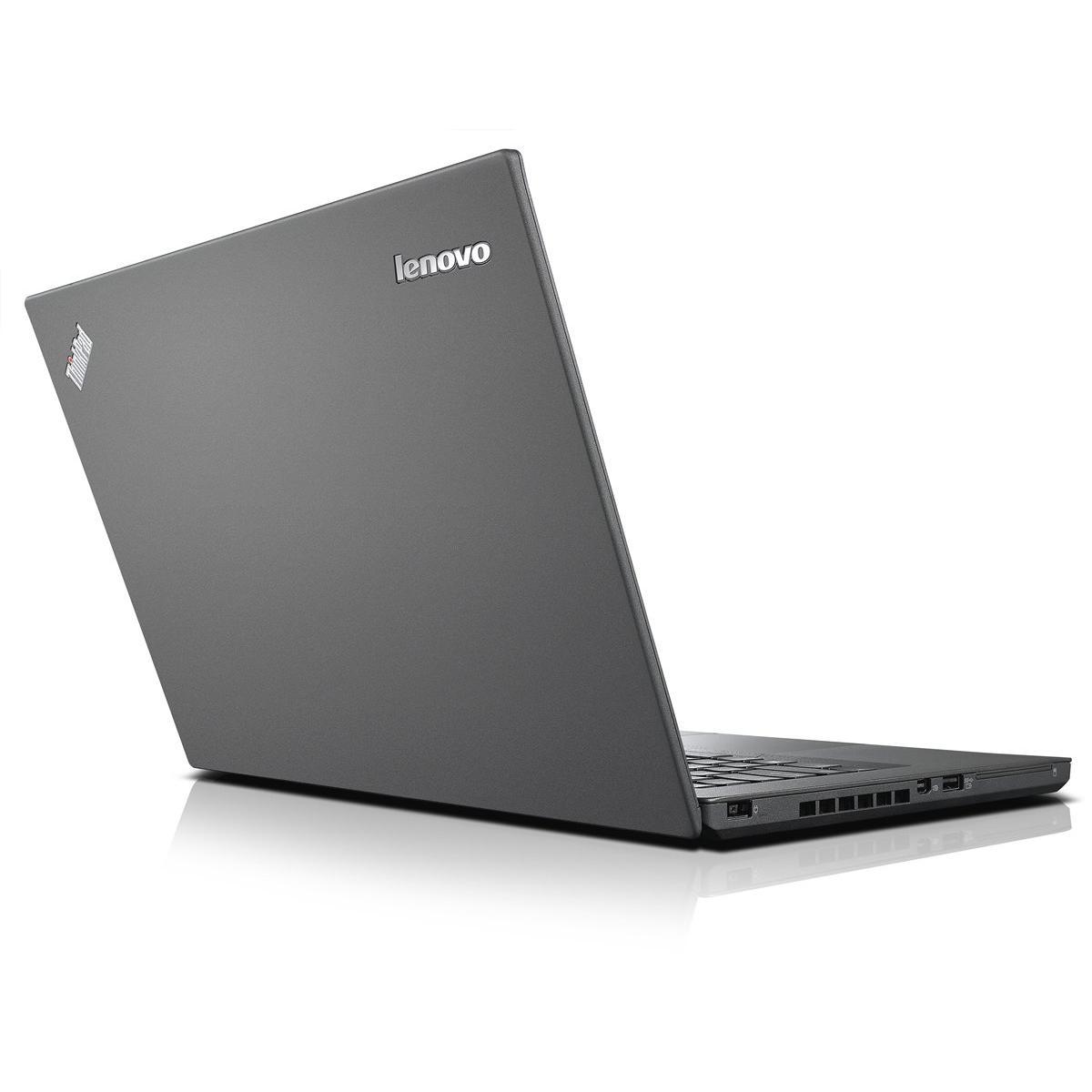 """Lenovo Thinkpad T440 14"""" Core i5 1,9 GHz  - SSD 128 Go - 4 Go QWERTY - Espagnol"""