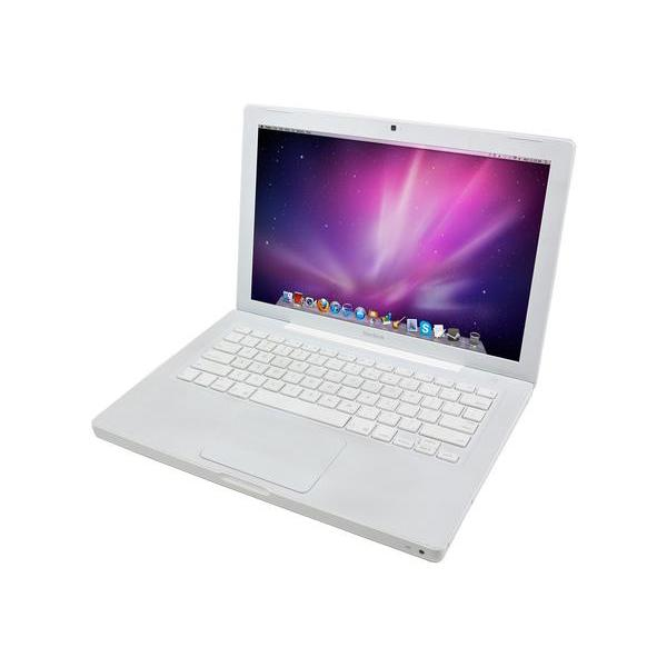 "Macbook 13"" Core 2 Duo 2.4 GHz  - HDD 250 GB - RAM 4 GB"