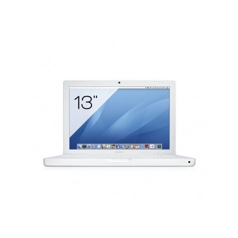 """MacBook 13,3"""" Core 2 Duo 2,2 GHz  - HDD 160 Go - RAM 2 Go"""