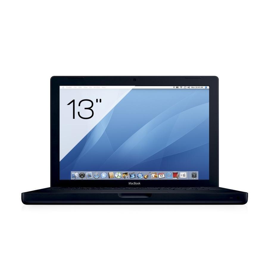 """MacBook 13"""" Core 2 Duo 2 GHz  - HDD 250 Go - RAM 2 Go"""