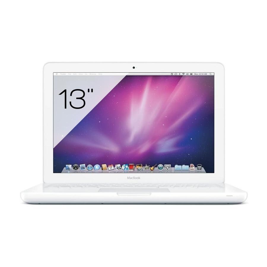 """MacBook 13"""" Core 2 Duo 2.13 GHz  - HDD 500 Go - RAM 2 Go"""