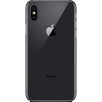 iPhone X 64 Go - Gris sidéral - Débloqué