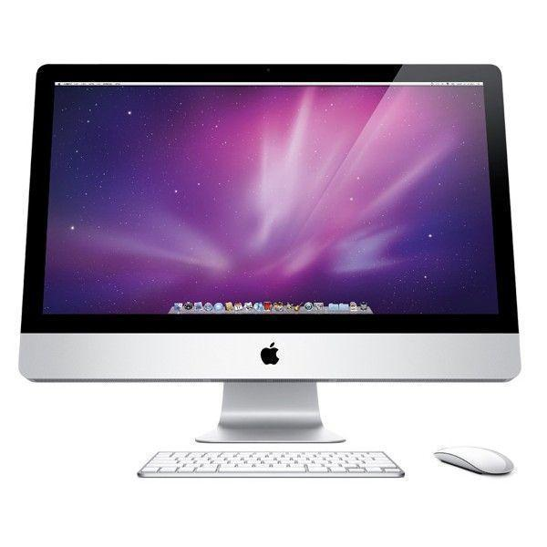 "iMac 21,5"" Core i3 3.06 GHz  - HDD 1 To - RAM 4 Go"