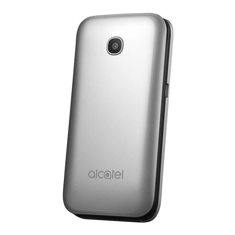 Alcatel 2051X - Noir/Argent - Débloqué