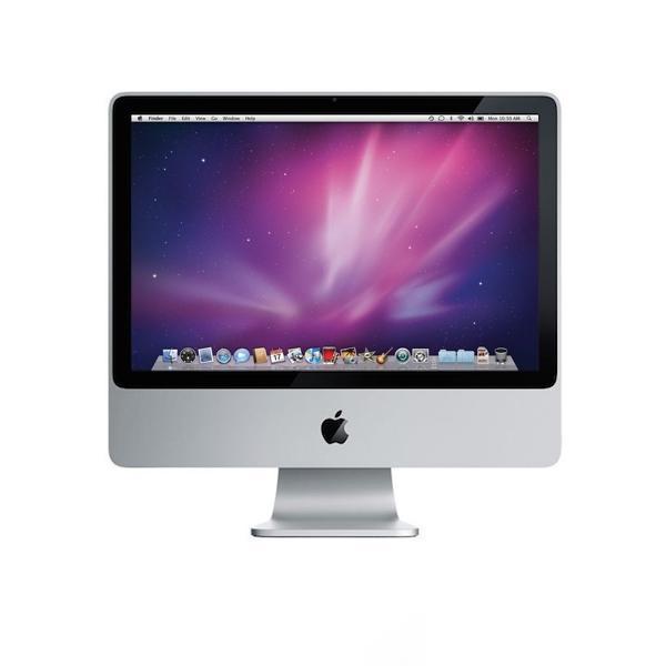 "iMac 24"" Core 2 Duo 2.8 GHz  - HDD 500 Go - RAM 4 Go"