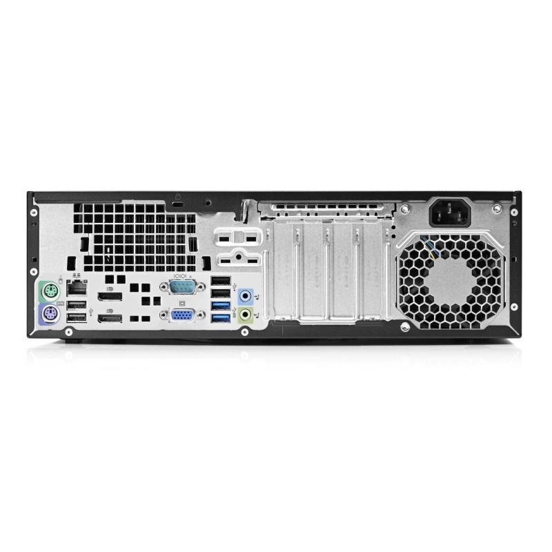 HP ProDesk 600 G1 SFF Core i3-4130 3,4 - HDD 500 GB - 8GB