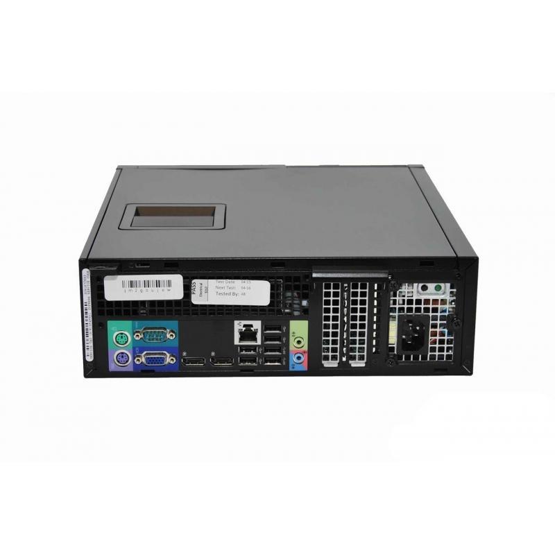 Dell OptiPlex 7010 SFF Core i7-3770 3,4 - HDD 250 GB - 4GB