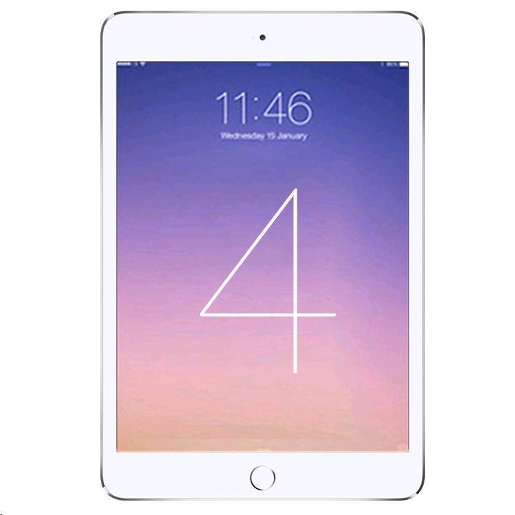 iPad mini 4 128 Go - Wifi + 4G - Argent - Débloqué
