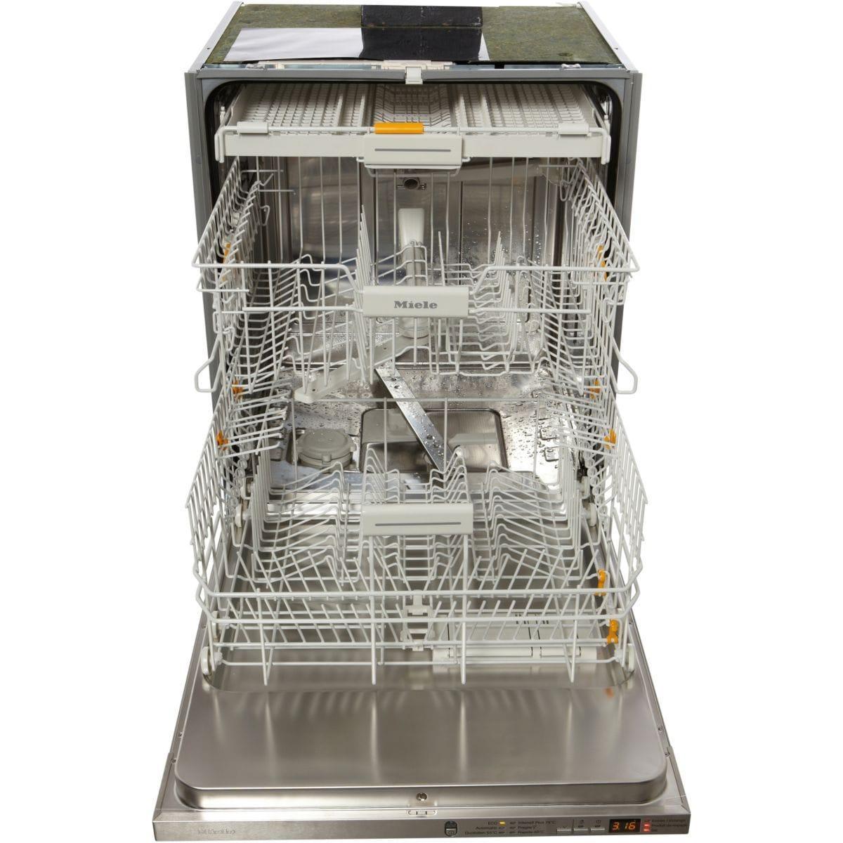 Lave-vaisselle encastrable 60 cm MIELE G6265SCVI XXL - 14 couverts