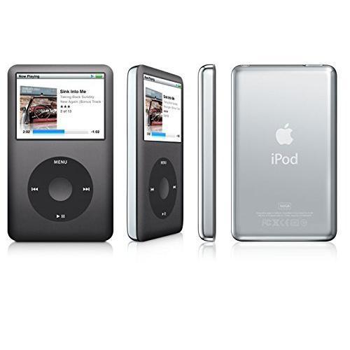 Ipod Classic 120 Go - Noir