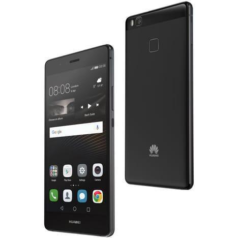 Huawei P9 Lite 16 Go - noir - débloqué tout opérateur