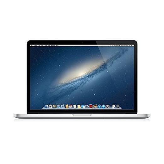 "MacBook Pro 15"" Retina (2013) - Core i7 2,3 GHz - SSD 512 GB - 8GB - teclado español"