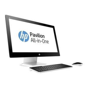 """HP Pavilion 27-N105NF 27"""" Core i7 2,2 GHz - HDD 1 TB - 4GB Teclado francés"""