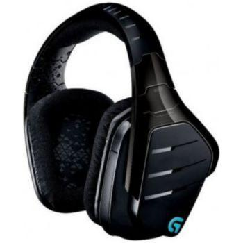 Slúchadlá Logitech G933 ARTEMIS Spectrum Potláčanie hluku Gaming Mikrofón - Čierna