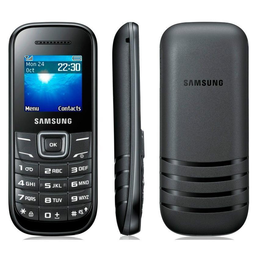 Samsung Keystone 2 32 Mo - Noir - Débloqué