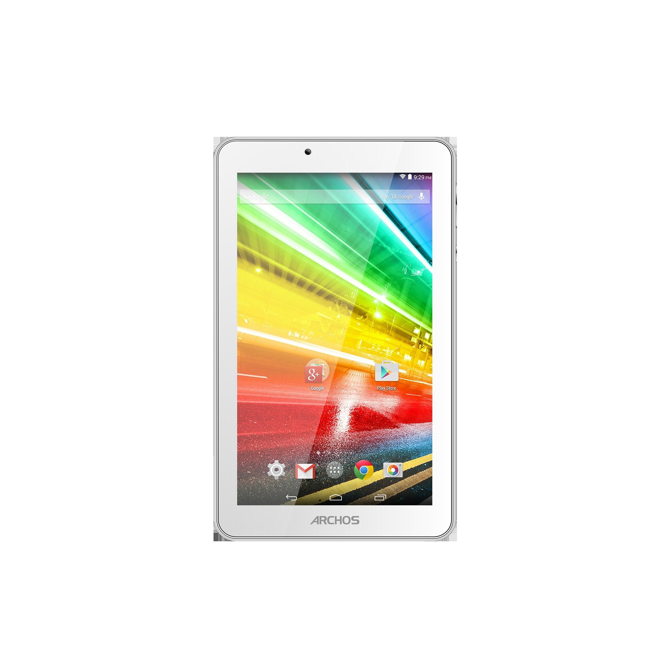 "Archos 70 Platinum - 7"" 16 Go - Wifi - Blanc"