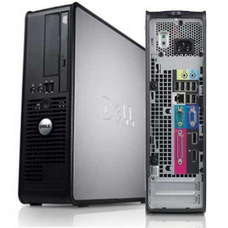 Dell OptiPlex 760 SFF Pentium 2,2 GHz - HDD 250 Go RAM 4 Go