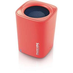 Philips BT100M/00 Speaker Bluetooth - Punainen