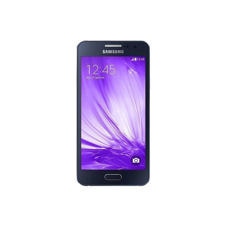 Samsung Galaxy A3 (2015) 16 Go - Noir - SFR