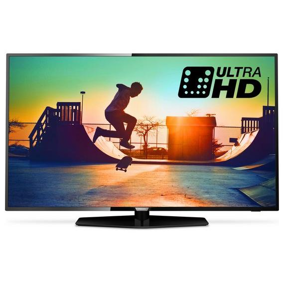 "Smart TV LED 4K Ultra HD 50"" Philips 50PUS6162/05"