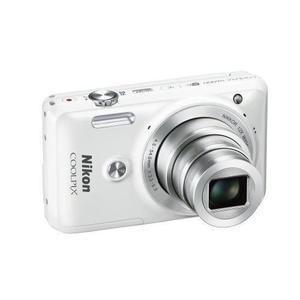 Compact Nikon Coolpix S6900 - Wit