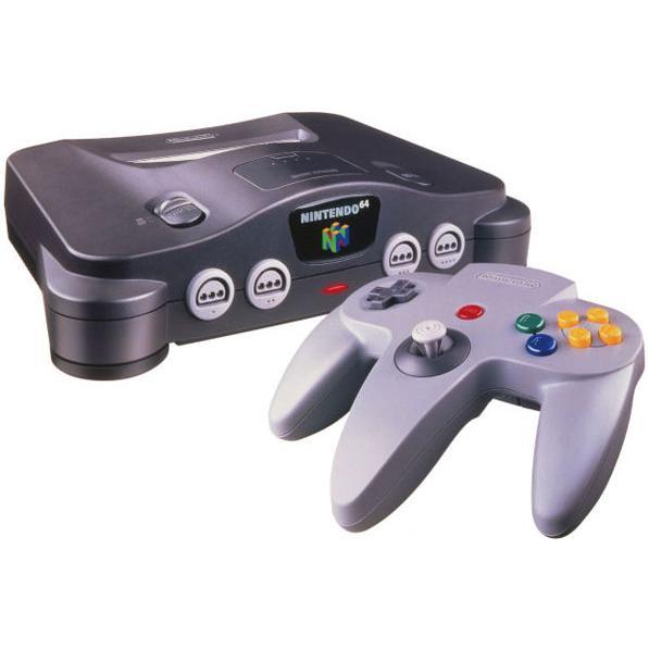 Console de jeux Sony Nintendo N64