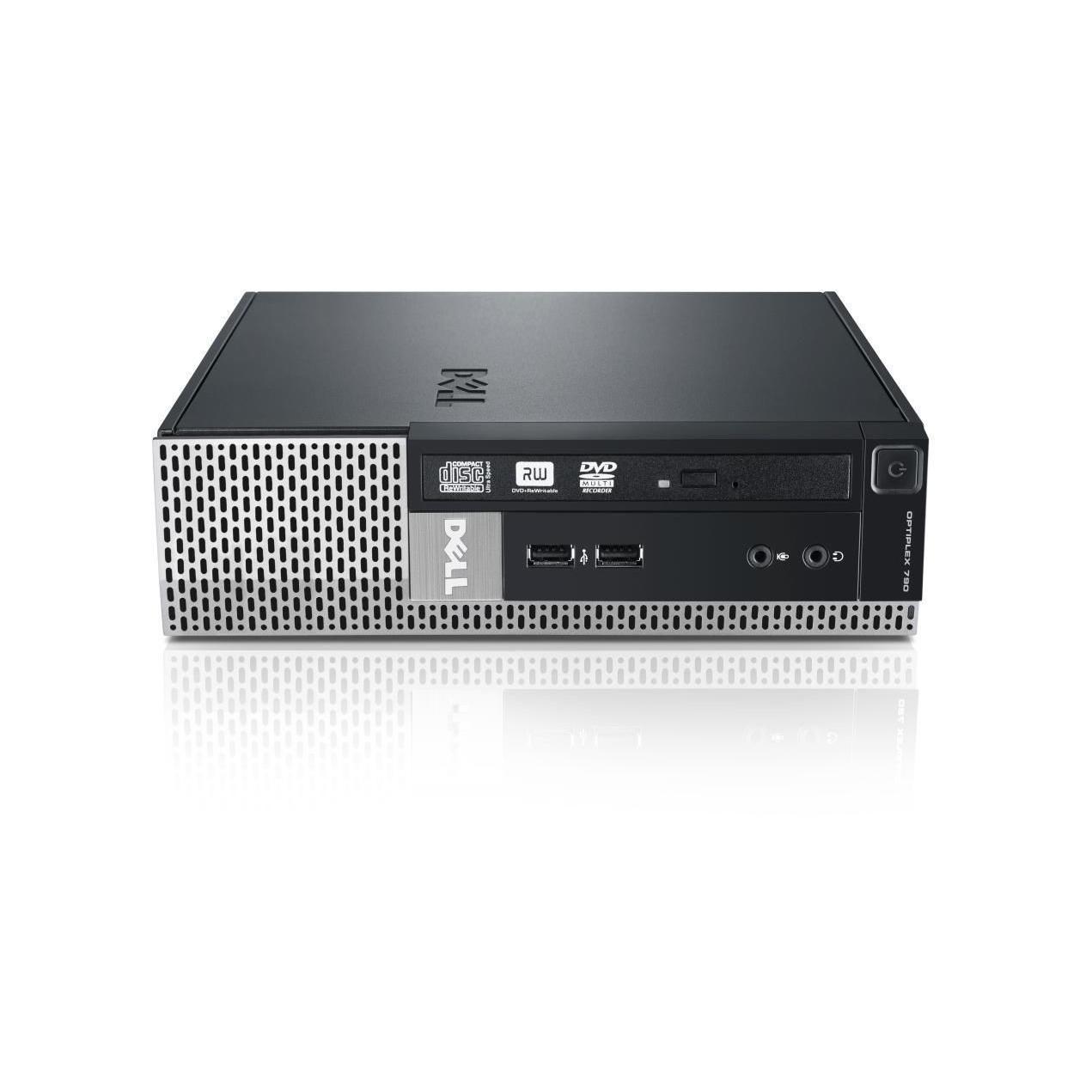 Dell Optiplex 790 USFF  Core i3 3,3 GHz  - HDD 250 GB RAM 4 GB
