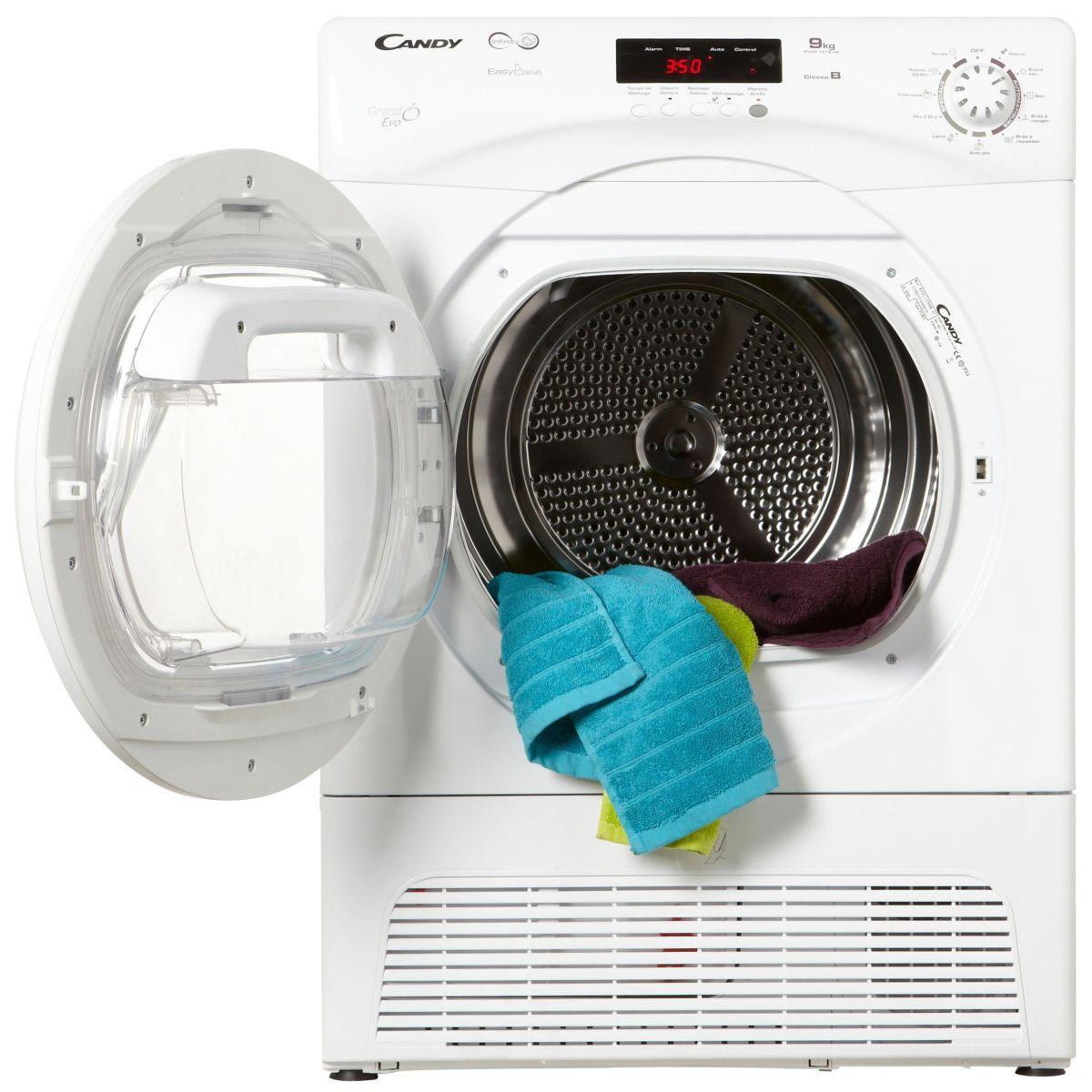 Sèche linge à condensation Candy EX EVOC 1379 XB