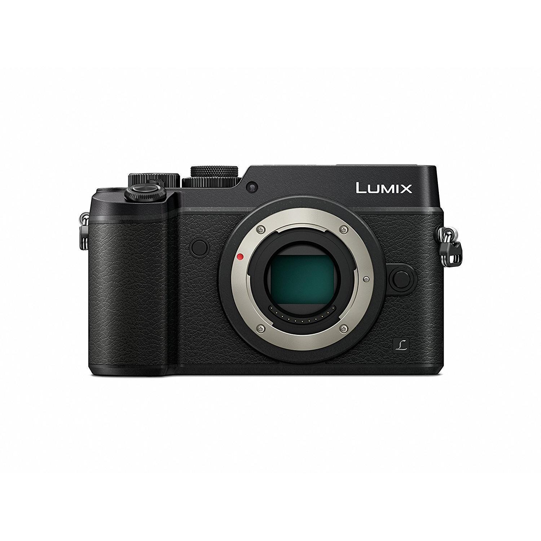 Hybride - Panasonic Lumix DMC-GX8 Boitier nu - Noir