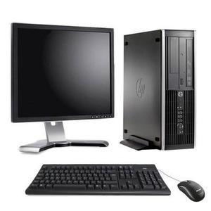 "HP Compaq Elite 8100 SFF 17"""