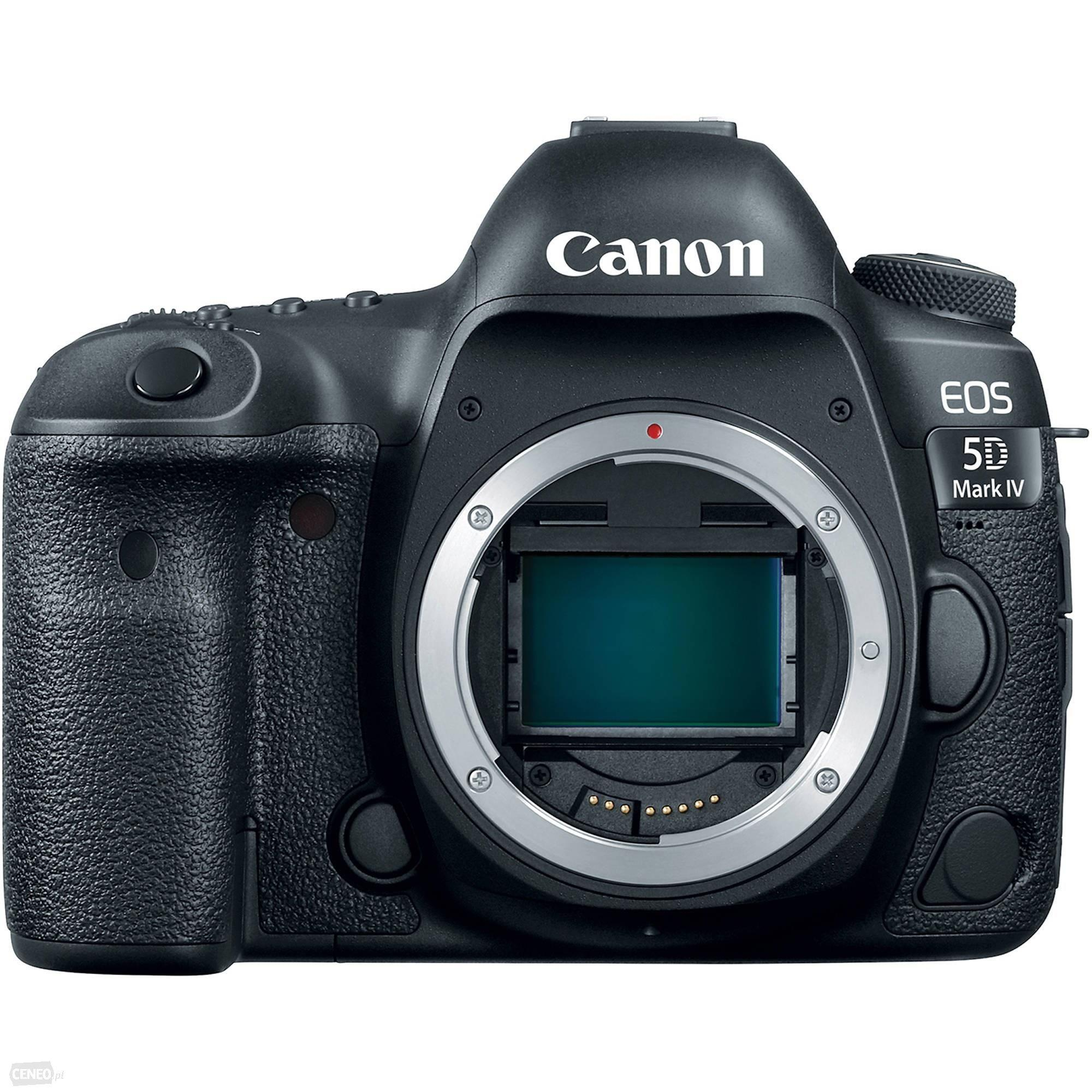 Reflex Canon EOS 5D MARK IV Ohne Objektiv