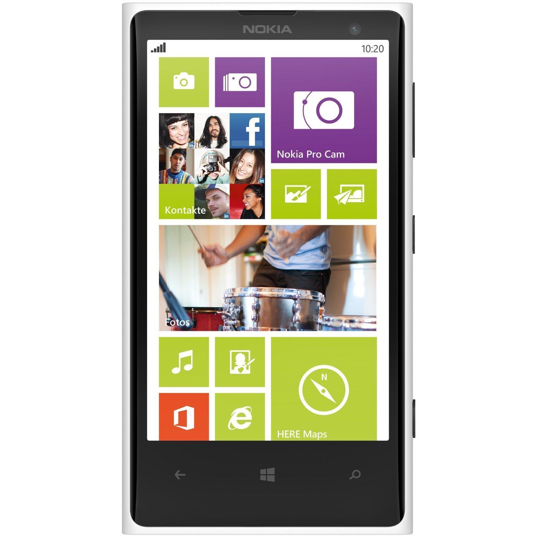 Nokia Lumia 1020 32 Go - Blanc - SFR