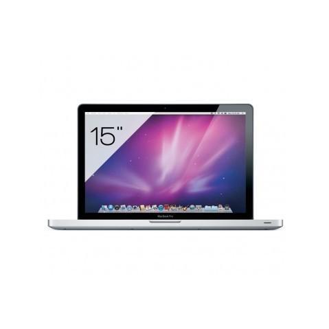 "MacBook Pro 15"" Core 2 Duo 2.4 GHz  - HDD 160 GB - RAM 2 GB - AZERTY"