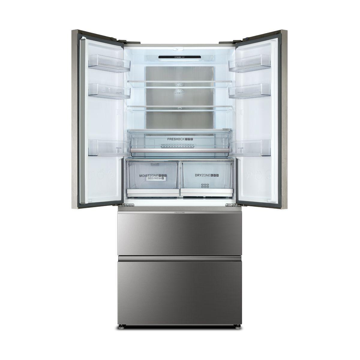 Réfrigérateur Multiportes HAIER HBFGSAAA Reconditionné Back Market - Réfrigérateur multi porte