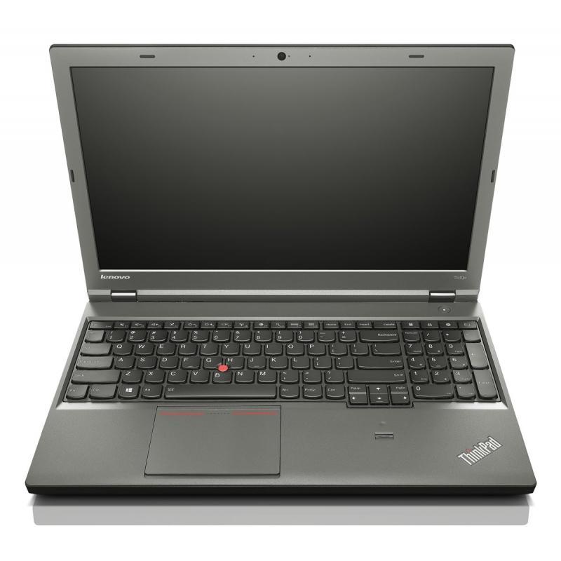 "Lenovo ThinkPad T540p 15"" Core i5 2,6 GHz  - HDD 500 GB - 4GB Tastiera Francese"