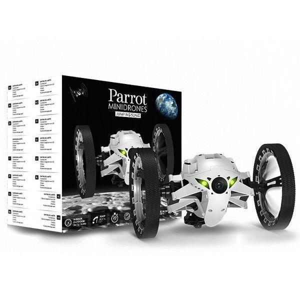 MiniDrone PARROT Jumping Sumo - Blanco